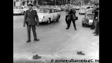 Attentat auf Rudi Dutschke 1968