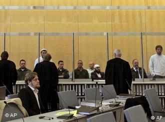 Процесс над членами зауерландской ячейки