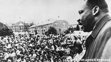 USA Alabama Martin Luther King