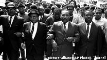USA Memphis Martin Luther King 1968