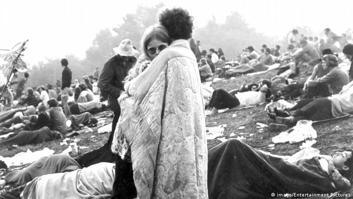USA | Woodstockfestival 1969 (imago/Entertainment Pictures)