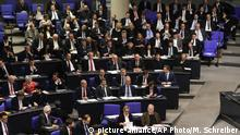 AfD in the Bundestag (picture-alliance/AP Photo/M. Schreiber)