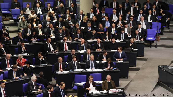 Deutschland | AfD-Fraktion im Bundestag