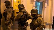 Ukraine | Geiselnahme in Postfiliale