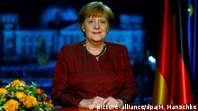 Chancellor Angela Merkel of Germany promised quickly forming a stable government.