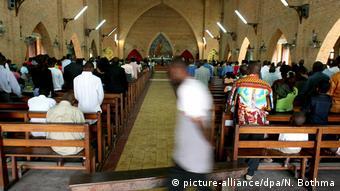 Kongo Notre-Dame in Kinshasa