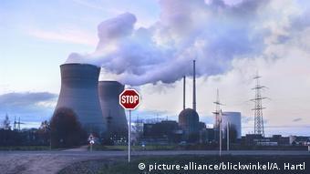АЭС в баварском Гундреммингене