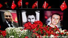 Türkei | 1. Jahrestag Anschlag Nachtclub Reina