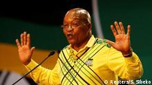 Südafrika Präsdient Jacob Zuma