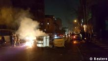 Proteste in Teheran