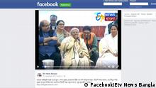 Facebook Screenshot Sondha Mukhopaddhay