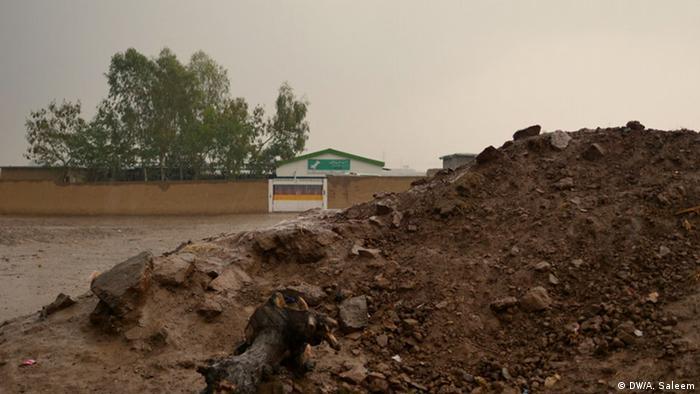 Pakistan Afghanische Flüchtlinge in Islamabad (DW/A. Saleem)