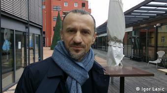 Kroatien   ehemaliger Fußballspieler Mario Stanic