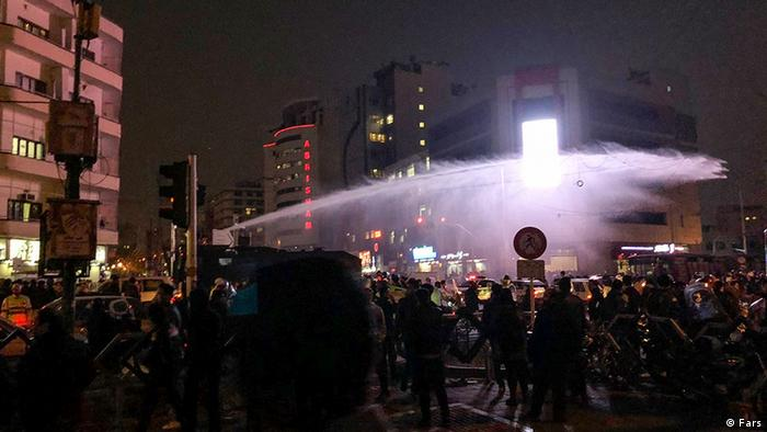 Iran Protest in Teheran (Fars)