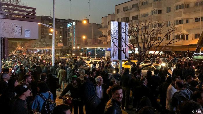 Iran protests (Fars)