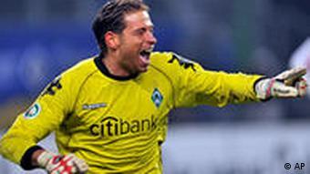 Wiese nakon pobjede protiv HSV-a