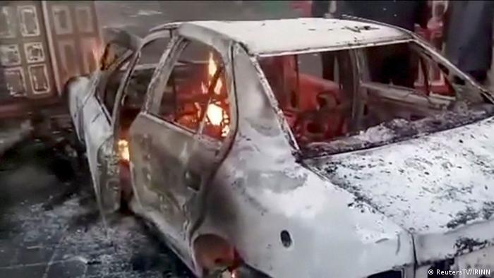 Iran Proteste | Tuyserkan (ReutersTV/IRINN)