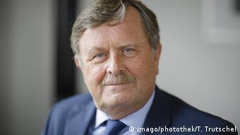 Dünya Tabipler Birliği Başkanı Frank Ulrich Montgomery