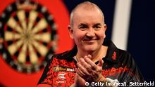 William Hill PDC World Darts Championships 2018 | Phil Taylor, England (Getty Images/J. Setterfield)