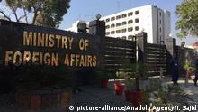 Pakistan Außenministerium in Islamabad