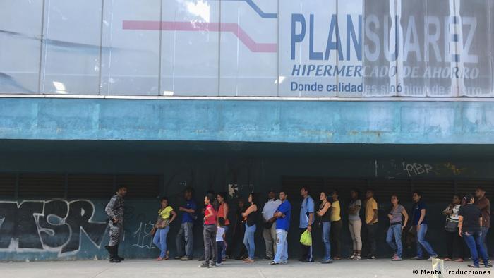 Venezuela - Krise (Menta Producciones)