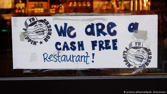 Schweden - Barzahlung