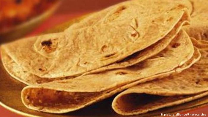 Indien Chapati (picture-alliance/Photocuisine)