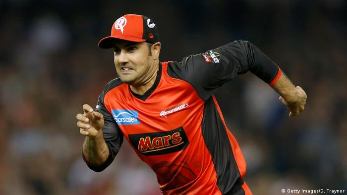 BBL Australien - Renegades - Mohammad Nabi (Getty Images/D. Traynor)