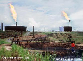 Ecuador: la explotación del petróleo acaba con la selva amazónica