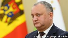 Igor Dodon Präsident Moldawien