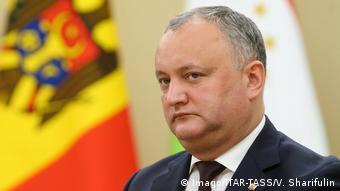 Экс-президент Молдовы Игорь Додон