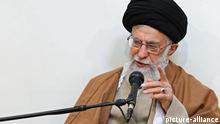 Iran's Supreme Leader Ayatollah Ali Khamanei delivers a speech during his meeting with families of martyr's in Tehran, . Khamenei said that the country's enemies have meddled in recent protest rallies. The report on the website of Ayatollah Ali Khamenei quoted him as saying in recent days enemies of Iran have utilized various means including money, weapons, politics and intelligence apparatuses. Tehran, Iran, on January 02, 2018. Photo by SALAMPIX/ABACAPRESS.COM |