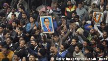 Indien – Dalit Proteste