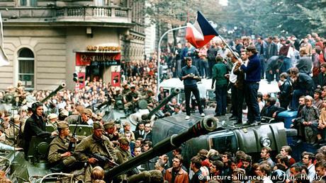 50 χρόνια από την Άνοιξη της Πράγας