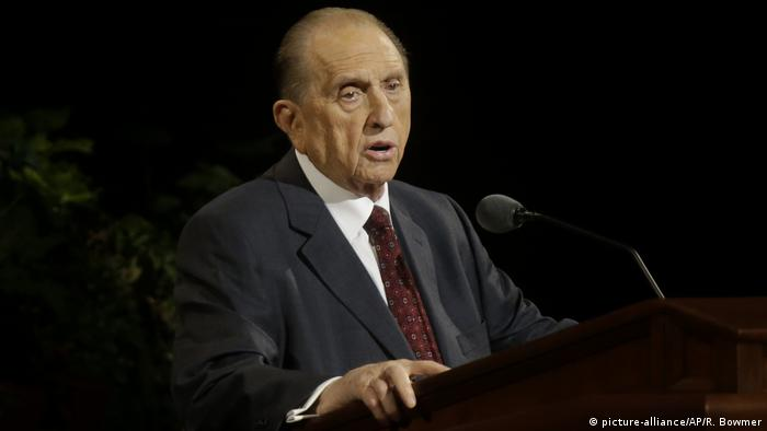 LDS President's Utah funeral to be televised on 13 January
