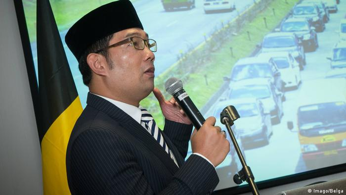 Ridwan Kamil Indonesien (Imago/Belga)
