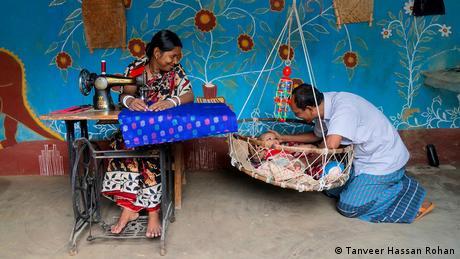 আলপনা গ্রাম, নাচোল, চাঁপাইনবাগঞ্জ