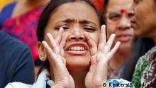 Indien Mumbai Dalit Proteste