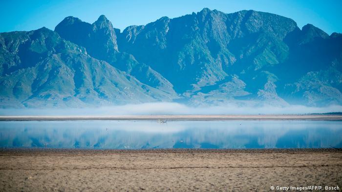 Südafrika Wassermangel | Theewaterskloof Damm