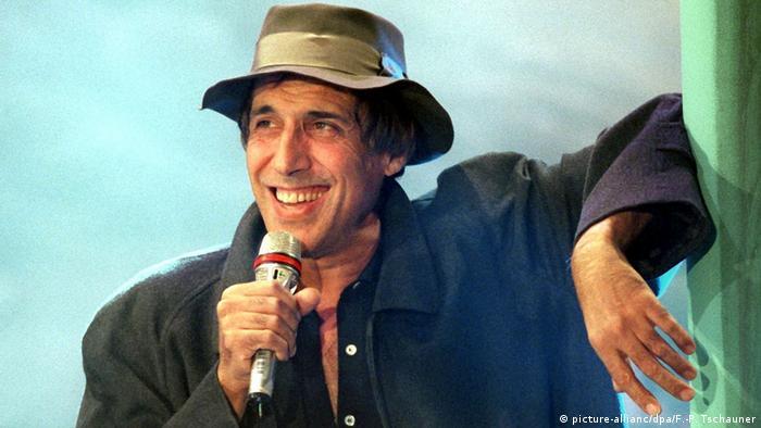 Der Sanger Mit Der Reibeisenstimme Adriano Celentano Feiert Den