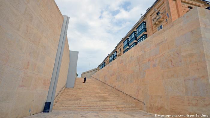 Bildergalerie Malta Valetta Entrance (viewingmalta.com/Jürgen Scicluna)