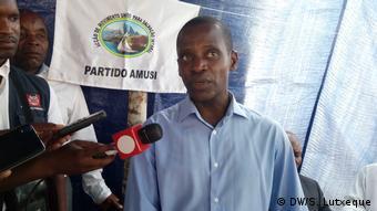 Mosambik Mário Muquissince