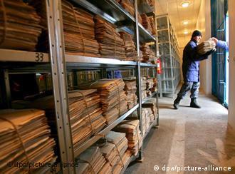 Dosarele Securităţii în arhiva CNSAS