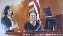 New York Prozess Banker Hakan Atilla
