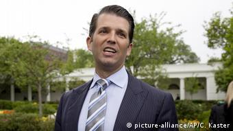 Donald Trump Jr. (picture-alliance/AP/C. Kaster)