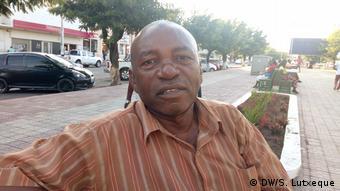 Mosambik - Abdul Remane Andarusse (Sitoi Lutxeque)