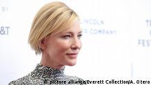 Schauspielerin Cate Blanchett - Juryvorsitz bei den Filmfestspielen in Cannes 2018