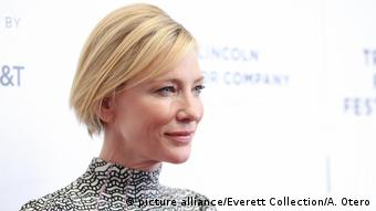 Australian actress Cate Blanchett (picture alliance/Everett Collection/A. Otero)