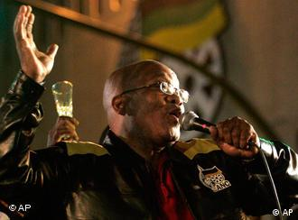 Jacob Zuma (Foto: AP)