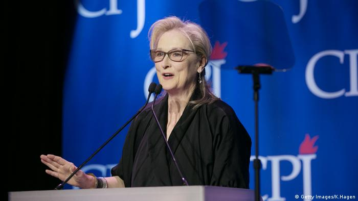 Meryl Streep (Getty Images/K.Hagen)